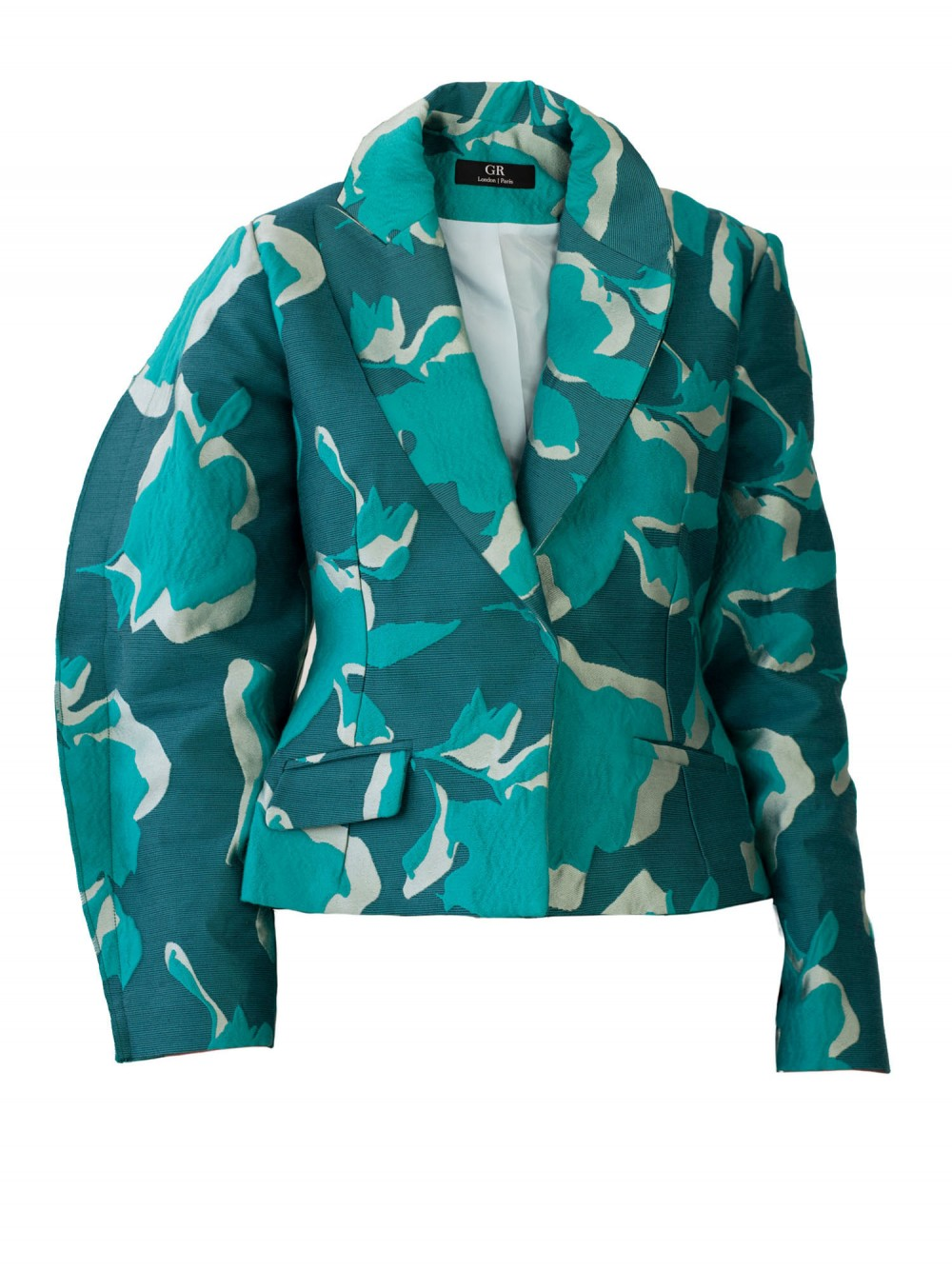 Floral Jacket   LO.NE.L.I.N.E.S.S