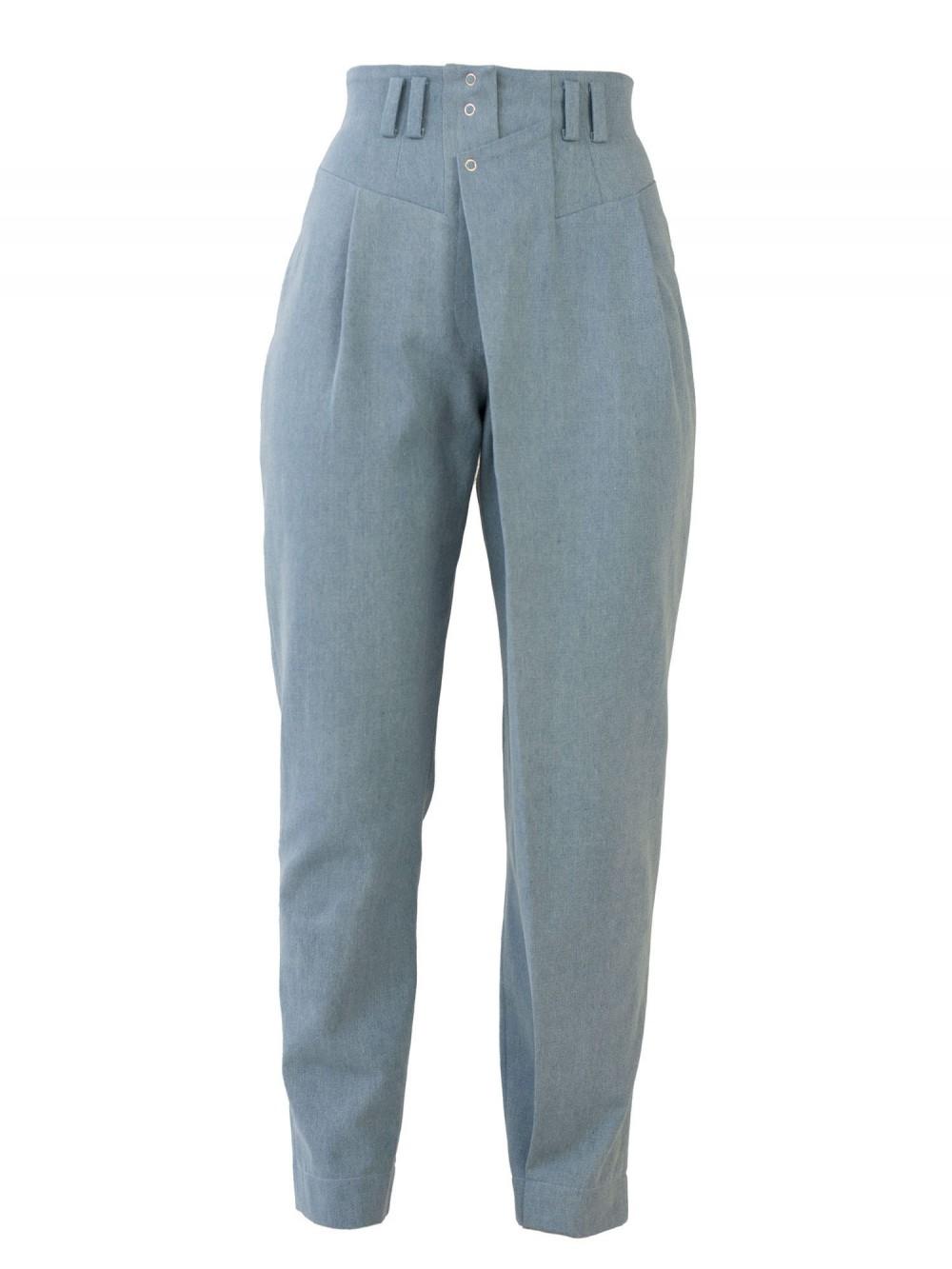 High rise straight leg jeans   L.O.N.E.L.Y