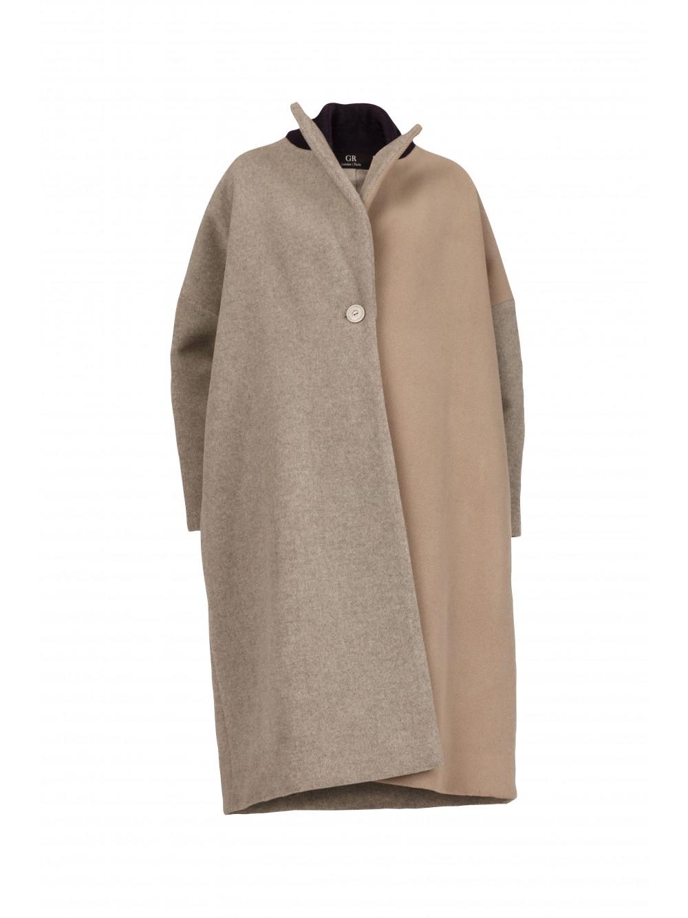 Oversized Coat   Khamta