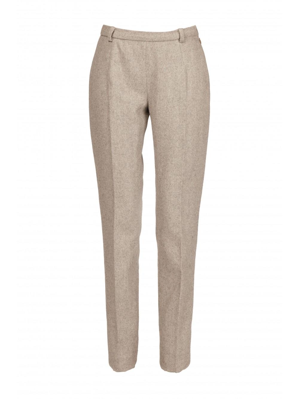 Grey trousers | Rebecca