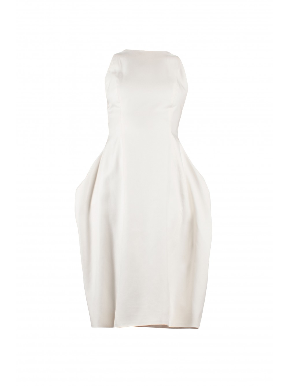 Silk prom dress   Feminie