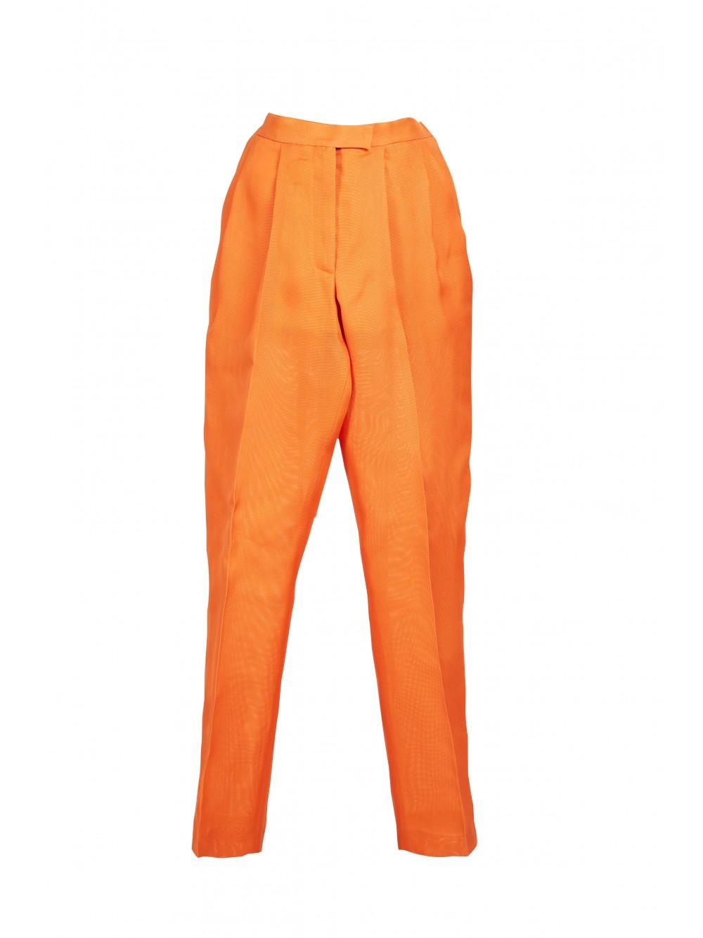Oversized asymmetric suit matching trousers |  Joy