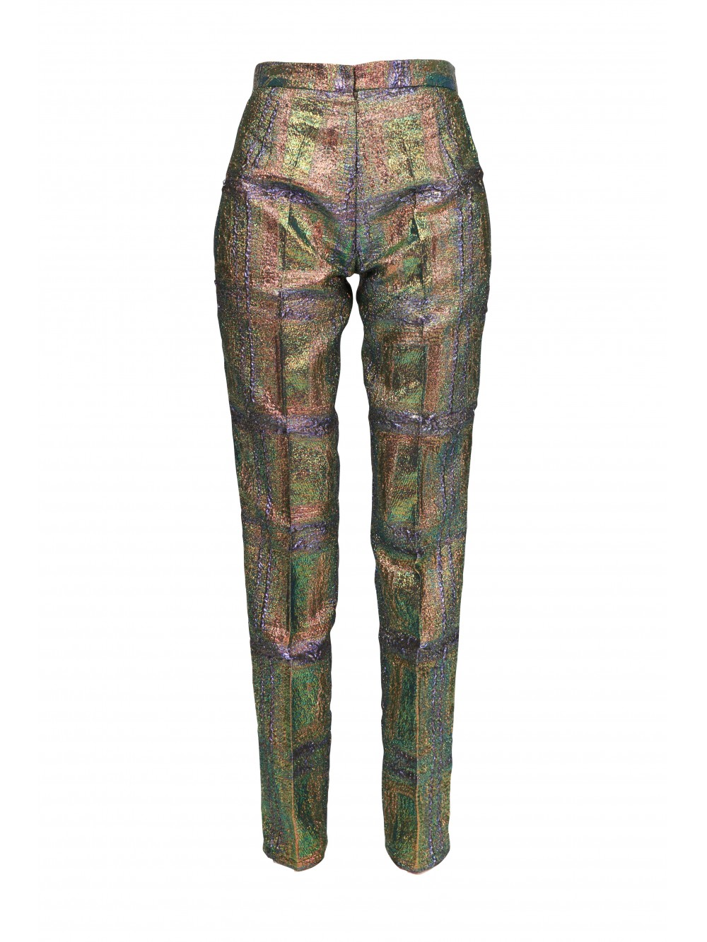 Matching textured pants   Achta